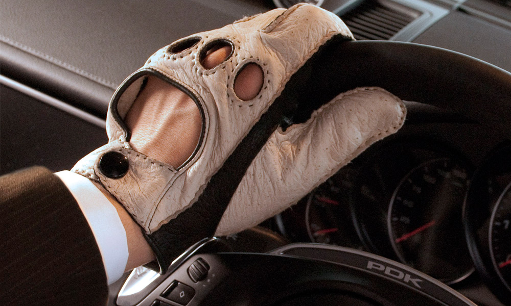 The Ultimate Driving Glove