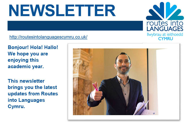 The latest Routes Newsletter